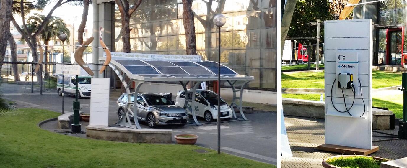 AutoUno porta la Passat GTE all'EnergyMed