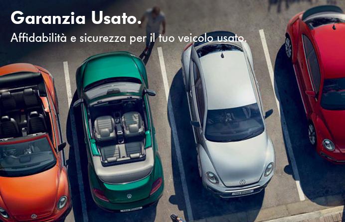 Usato garantito Volkswagen Napoli - Das WeltAuto