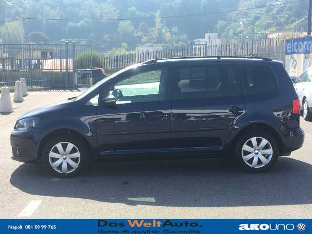 Volkswagen Touran 2ª serie Usato Napoli