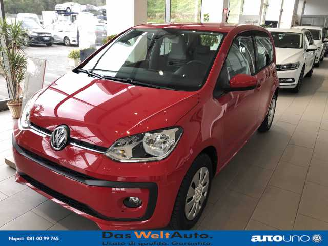 Volkswagen up! Usato Napoli