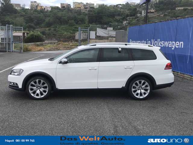 Volkswagen Passat 7ª serie Usato Napoli