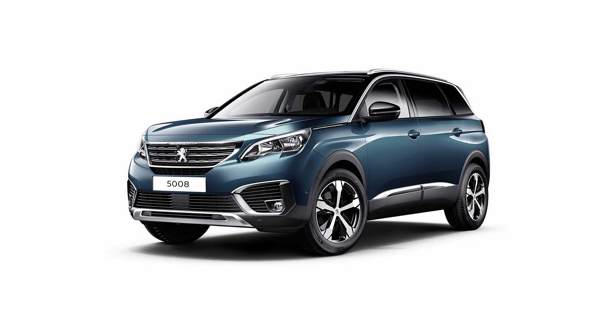 Peugeot 5008 1.5