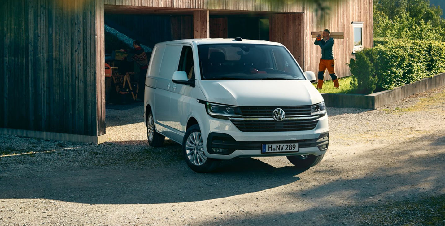 Noleggio lungo termine Volkswagen TRANSPORTER T6.1 VAN