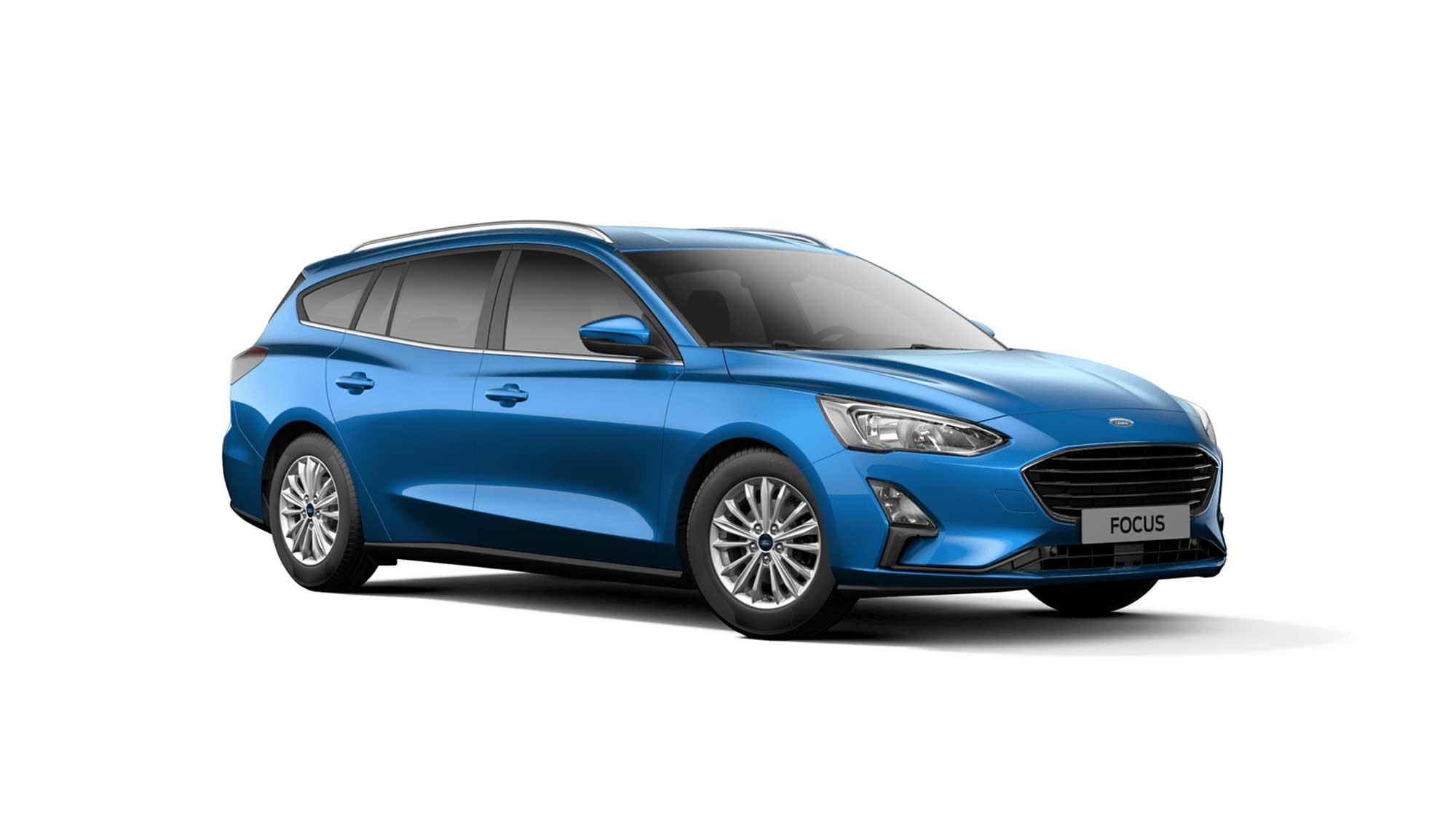 Noleggio lungo termine Ford FOCUS 1.5 TDCI SW