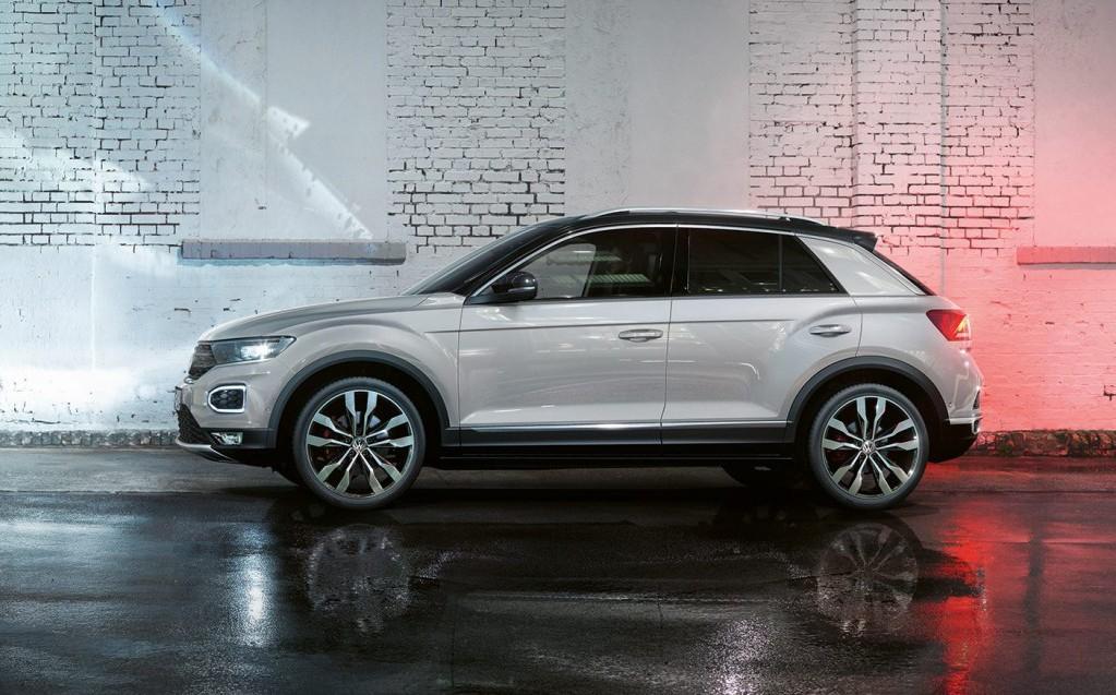 Volkswagen T-Roc 1.6 TDI ADVANCED