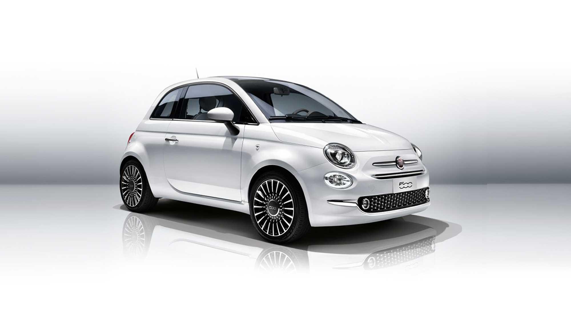Fiat 500 (2015--->) Usato Napoli