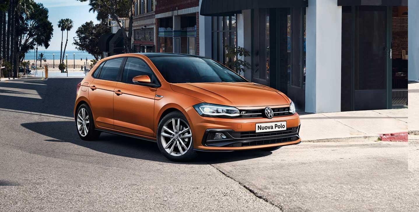 Noleggio lungo termine Volkswagen POLO