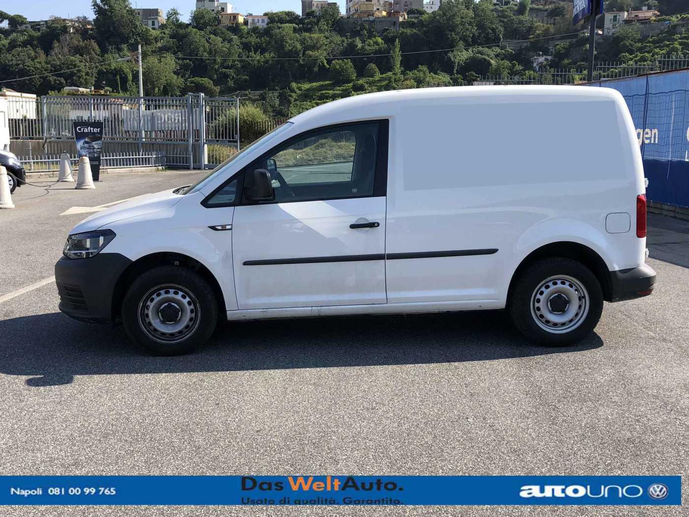 Volkswagen Caddy 4ª serie Usato Napoli