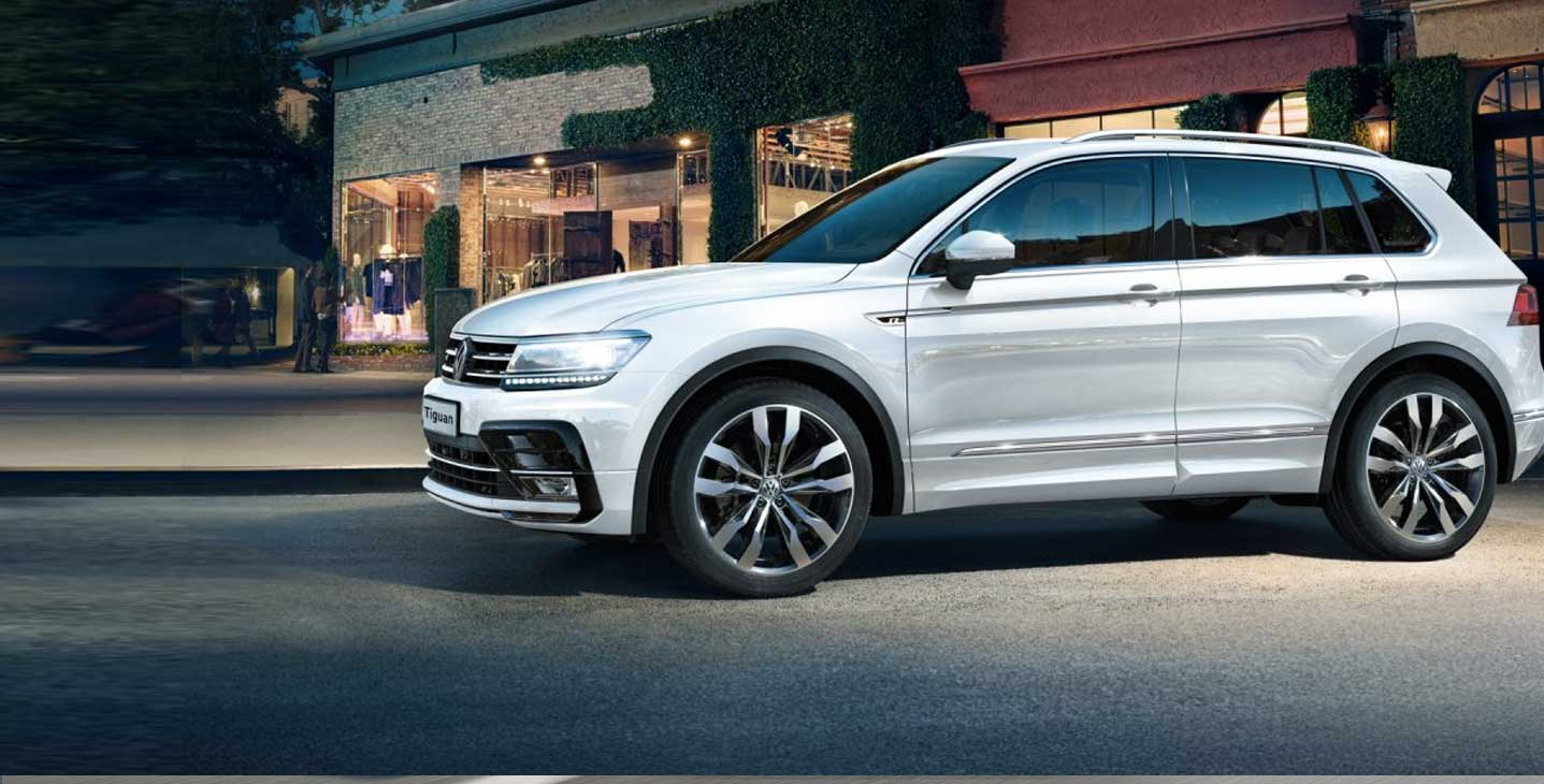 Noleggio lungo termine Volkswagen TIGUAN 1.6 TDI