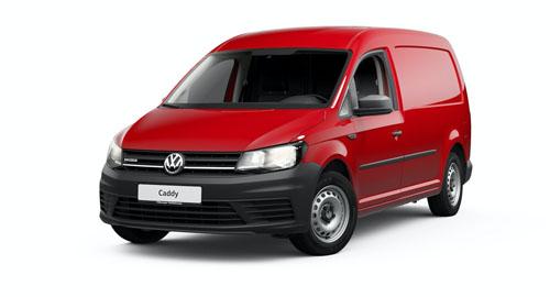 Volkswagen CADDY Van TGI Maxi