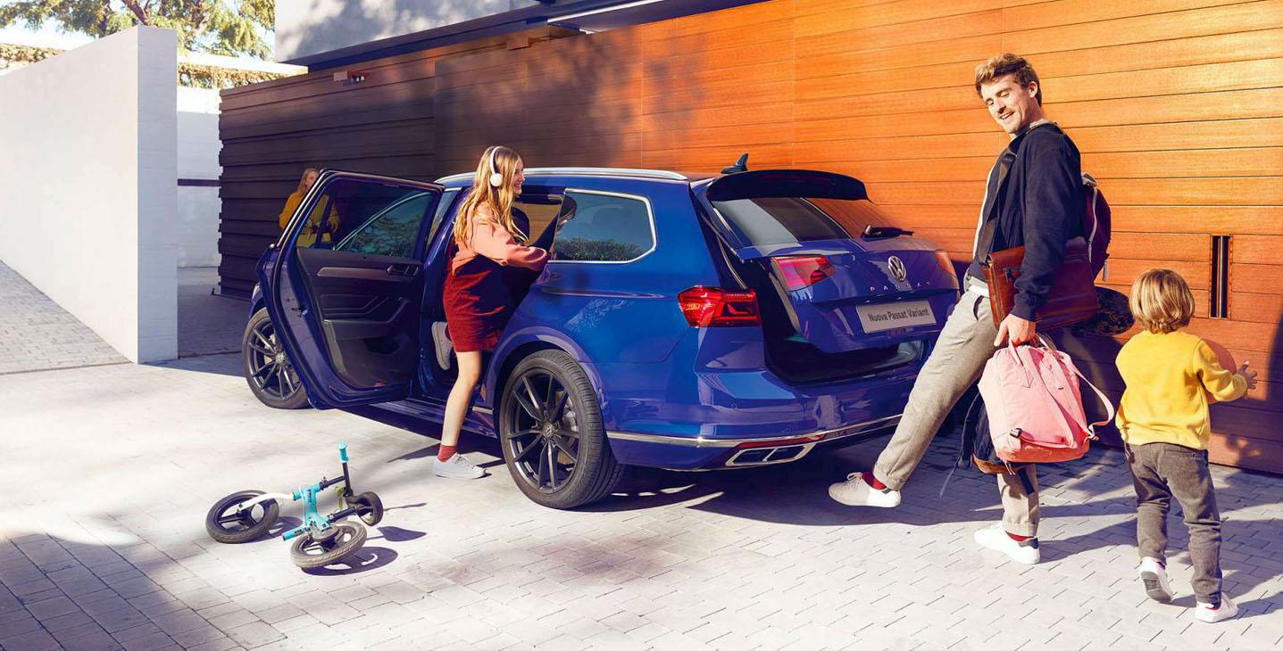 Noleggio lungo termine Volkswagen Passat Variant