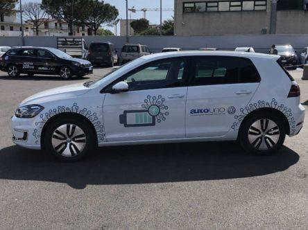 Volkswagen e-Golf Usato Napoli