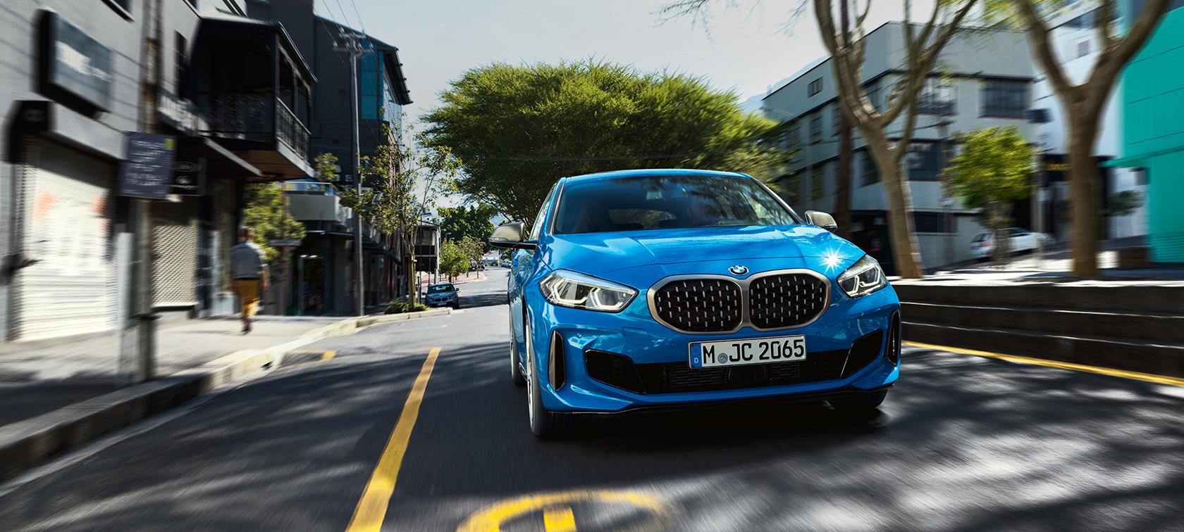 Noleggio lungo termine BMW Serie 1