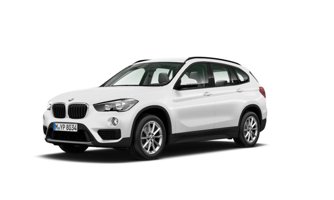 Noleggio lungo termine BMW X1 sDrive 16d Advantage Business