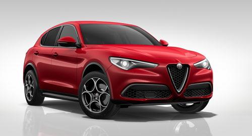 Noleggio lungo termine Alfa Romeo STELVIO 2.2