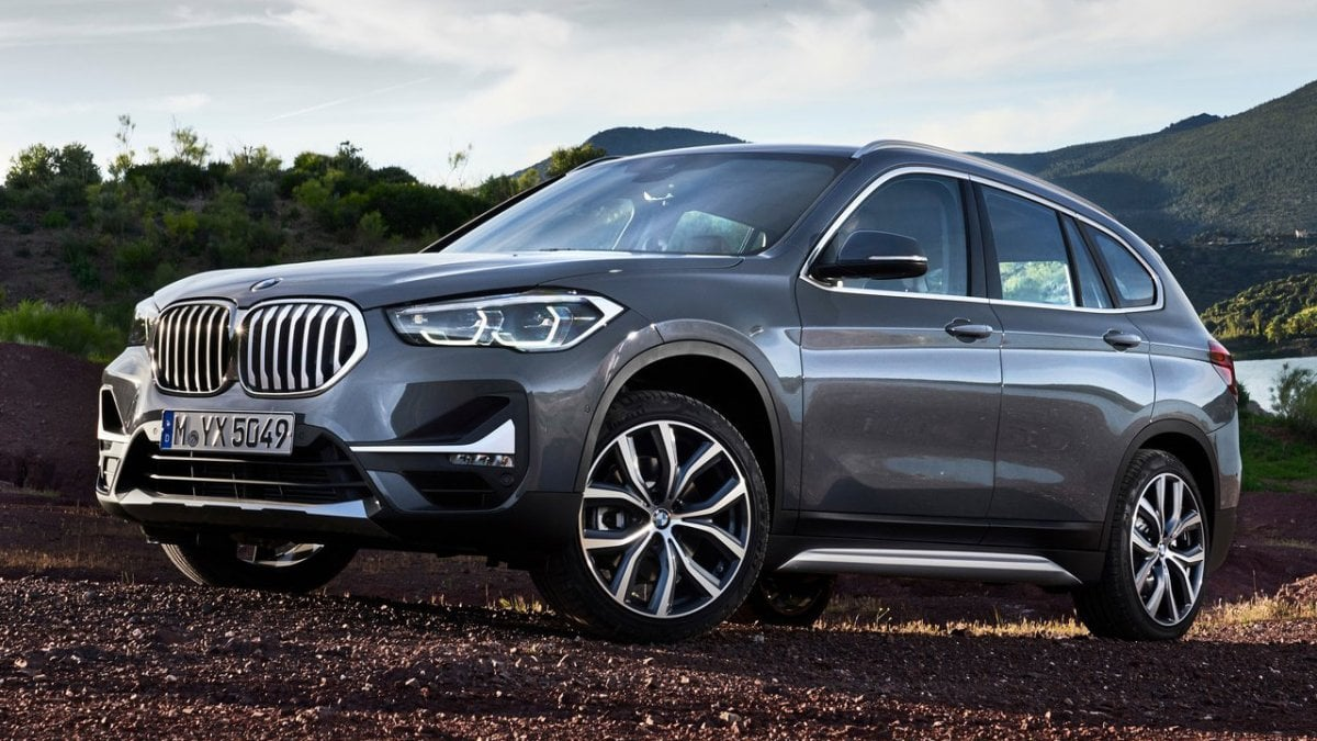 Noleggio lungo termine BMW X1 sDrive