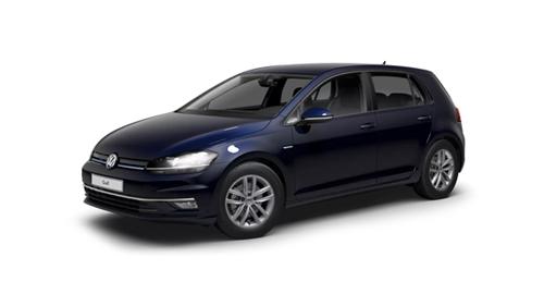 Volkswagen GOLF TGI Executive (a metano)