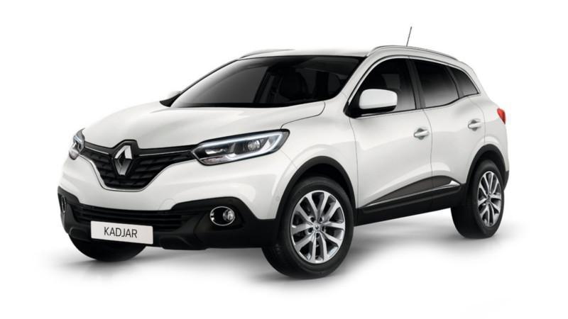 Noleggio lungo termine Renault KADJAR 1.5 DCi