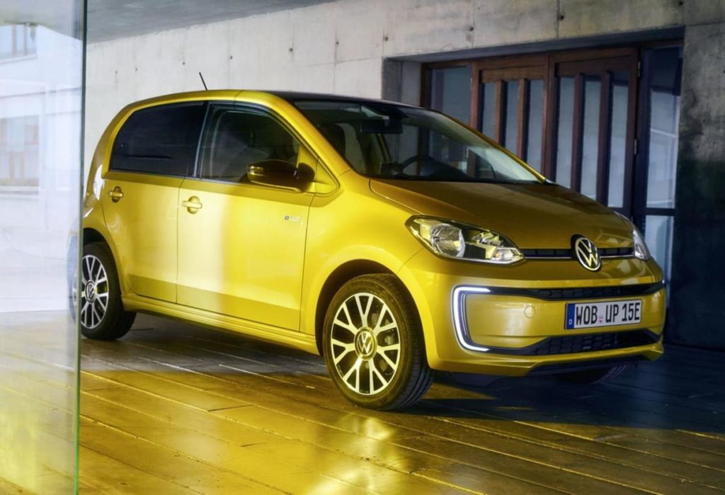 Volkswagen e-up! Napoli