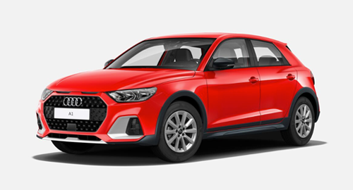 Noleggio lungo termine Audi A1