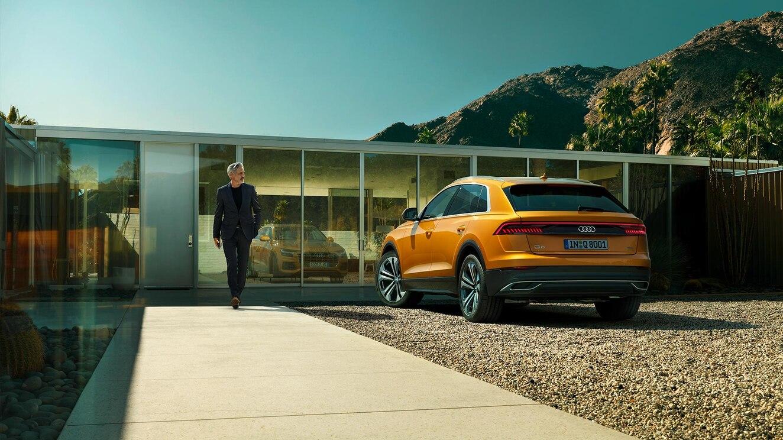 Noleggio lungo termine Audi Q8