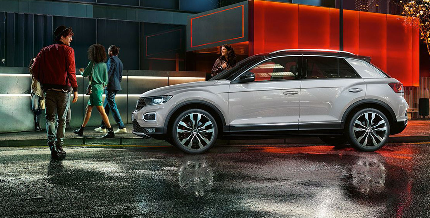 Noleggio lungo termine Volkswagen T-Roc