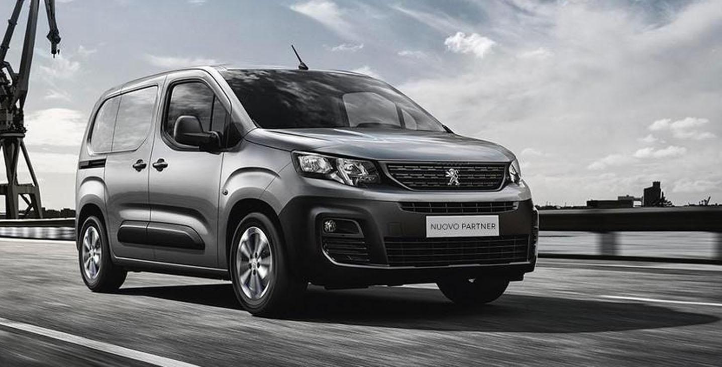 Noleggio lungo termine Nuovo Peugeot Expert