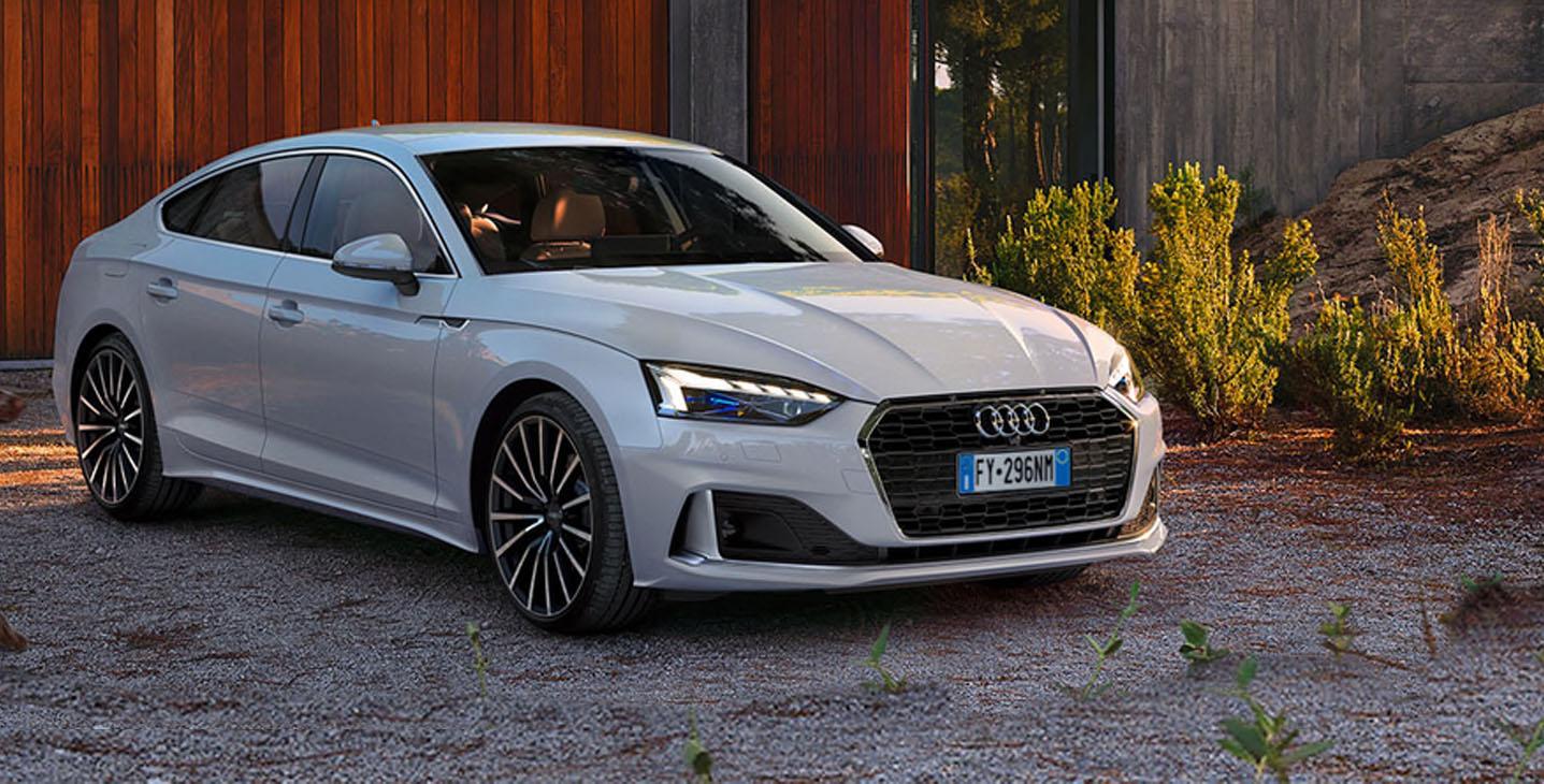 Noleggio lungo termine Audi A5 Sportback
