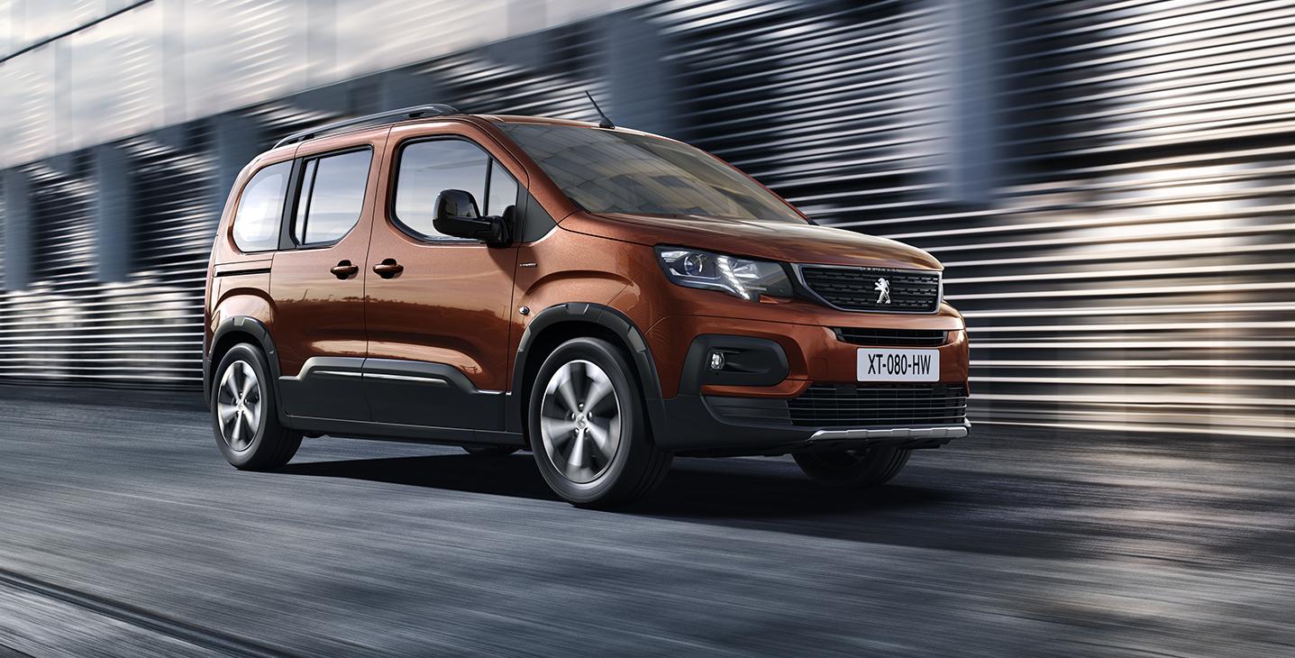 Noleggio lungo termine Peugeot Rifter