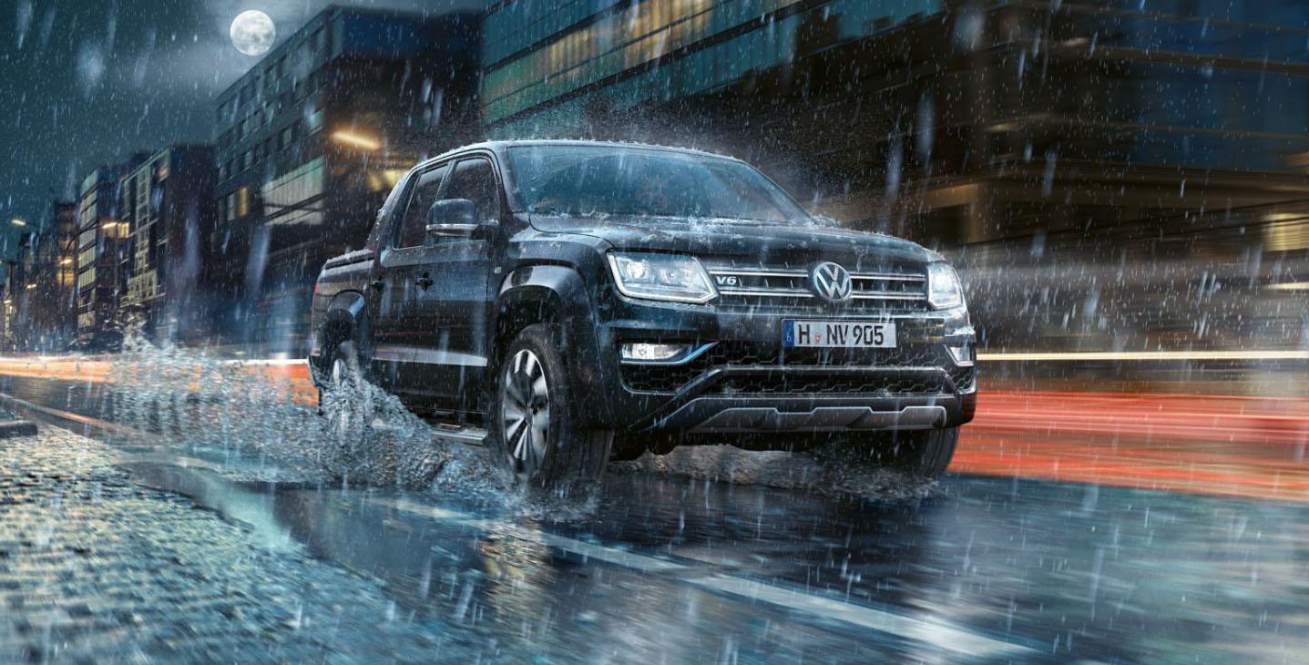 Noleggio lungo termine Volkswagen Amarok