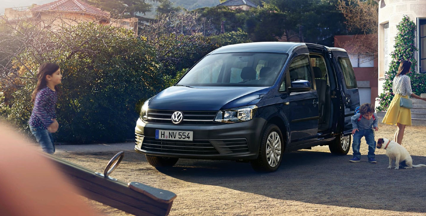 Noleggio lungo termine Volkswagen CADDY