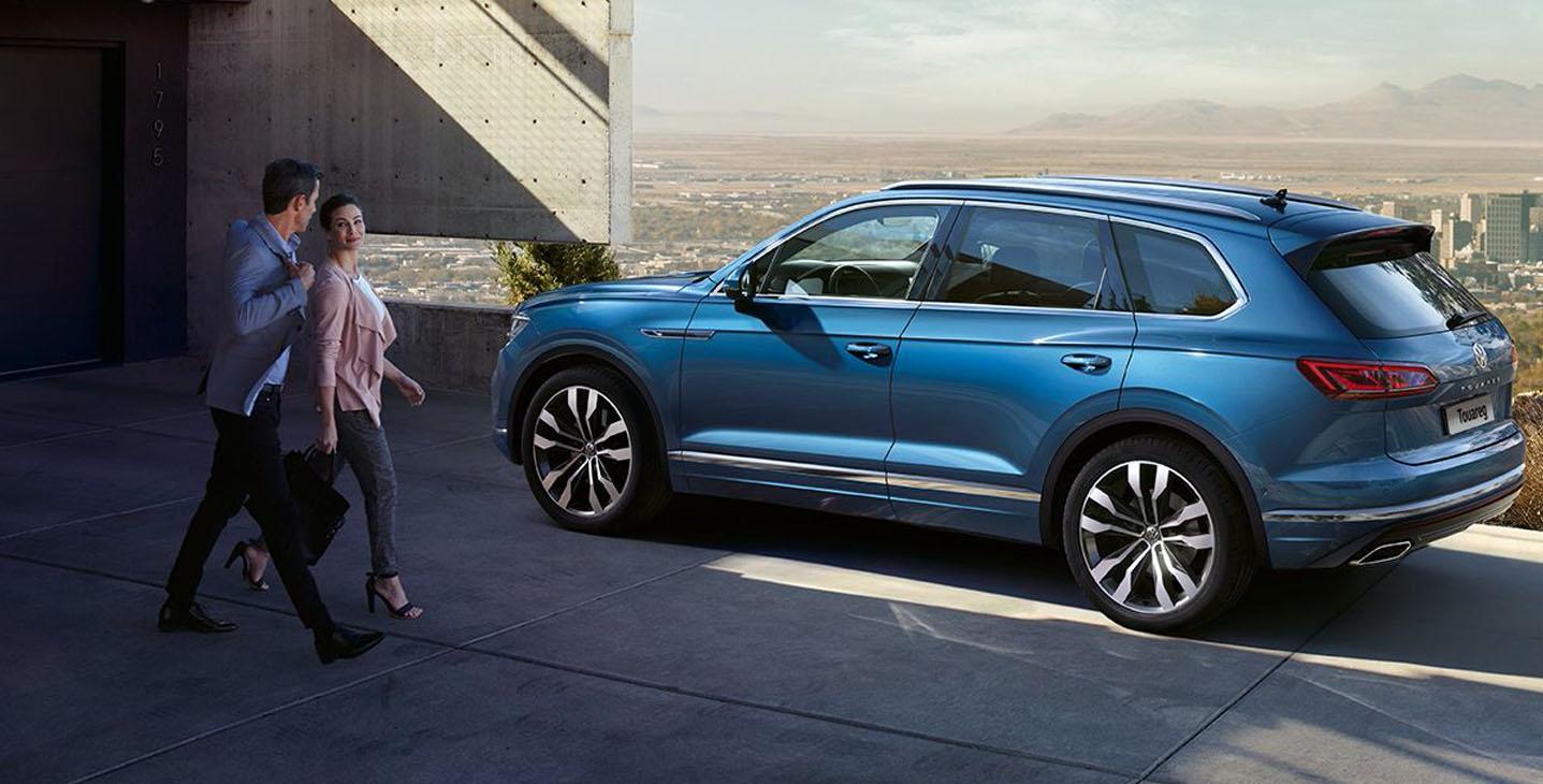 Noleggio lungo termine Volkswagen TOUAREG