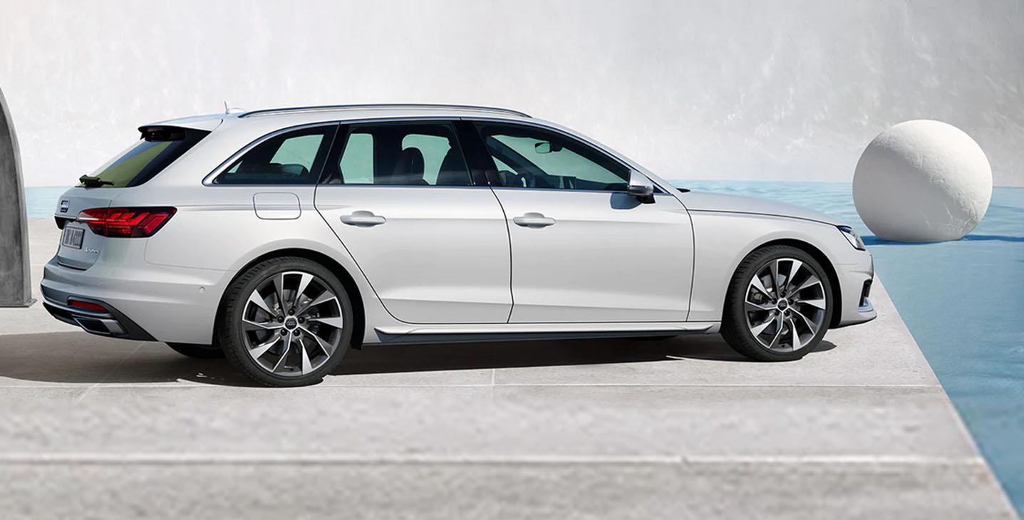 Noleggio lungo termine Audi A4