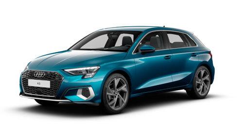 Nuova Audi A3 Sportback 30TDI SLine