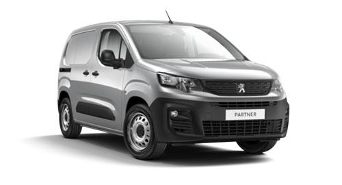 Noleggio a lungo termine Peugeot Partner