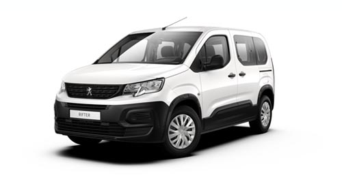 Noleggio a lungo termine Peugeot Rifter