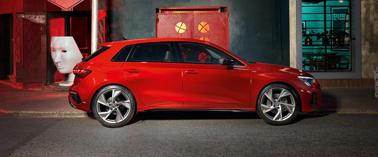 Noleggio lungo termine Nuova Audi A3 Sportback
