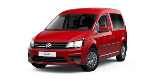 Noleggio lungo termine Volkswagen CADDY TDI