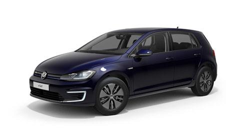 Volkswagen e-Golf (elettrica)