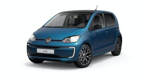 Volkswagen e-up! elettrica