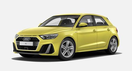 Audi A1 25 TFSI Sportback S-line