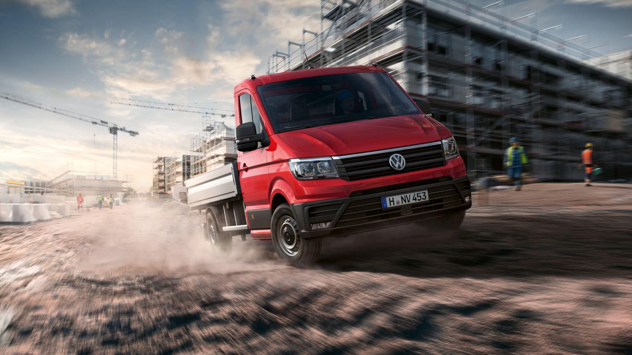 Noleggio lungo termine Volkswagen CRAFTER