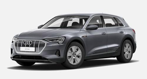 Noleggio Audi e-tron 5.0 QUATTRO