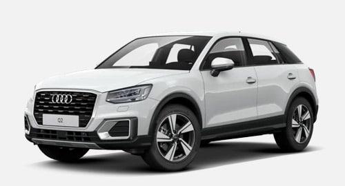 Noleggio Audi Q2