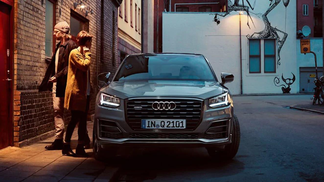 Noleggio lungo termine Audi Q2