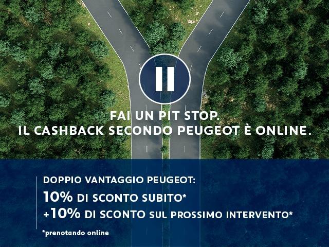 Peugeot Sconto assistenza
