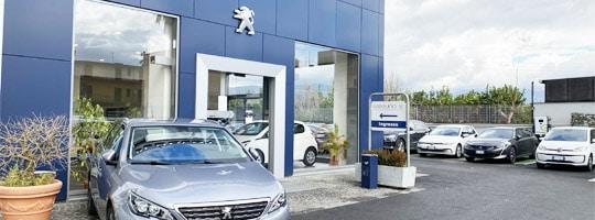 Sede Peugeot Nola