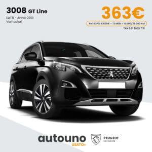 Offerte finanziamento usato Peugeot