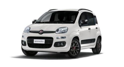 Noleggio lungo termine Fiat Panda Ibrida