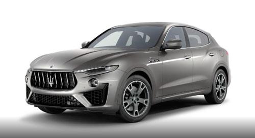 Noleggio lungo termine Maserati Levante
